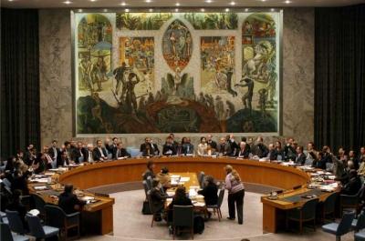 Voting on Iran sanctions