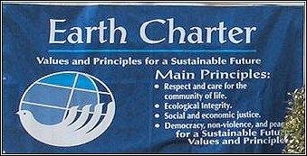 EarthCharter poster
